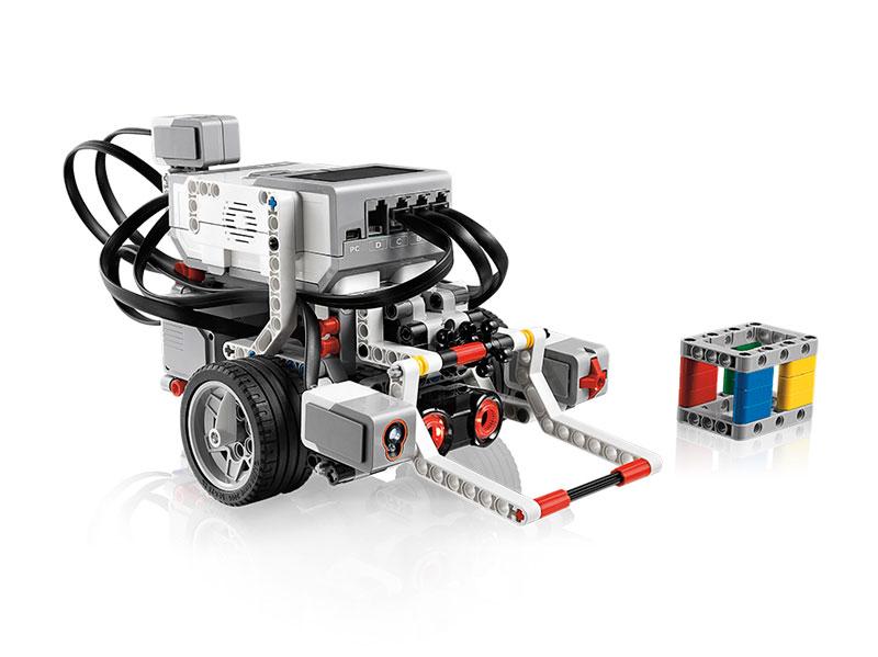 Beginner Lego Robotics Summer Camp 2018